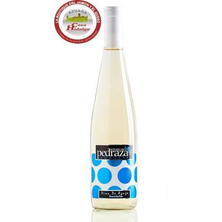 Frizzante Viña Pedraza Lunares blanco de aguja