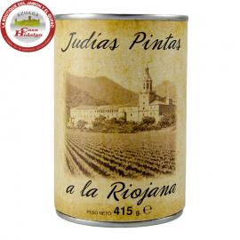 Judias Pintas a la Riojana Huertas Gourmet.