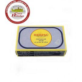 Huevas de atún en aceite de oliva Herpac 116 g