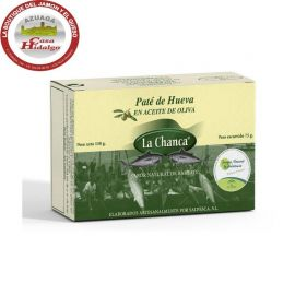 Paté de Huevas en Aceite de Oliva 120gr La Chanca