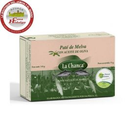 Paté de Melva en Aceite de Oliva 120gr La Chanca