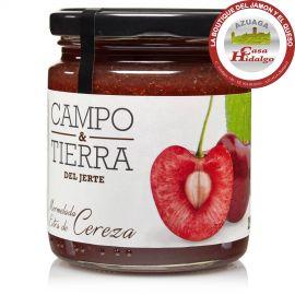 Mermelada Extra de Cereza Campo y Tierra