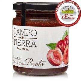 Mermelada Extra de Picota Campo y Tierra