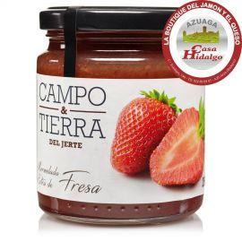Mermelada Extra de Fresa Campo y Tierra