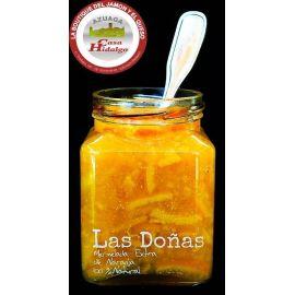 Mermelada Artesana de Naranjas Las Doñas