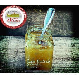 Mermelada Las Doñas Extra de Limón y Canela
