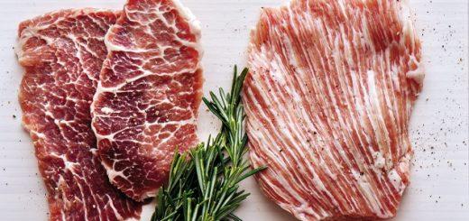 Carnes y Jamones ibéricos de bellota